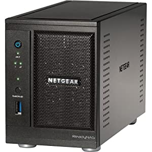 Netgear RNDP2220-100NAS Readynas PRO2 Nas 4TB System Unified Network Storage