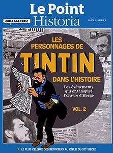 Les personnages de tintin dans l'histoire amazon