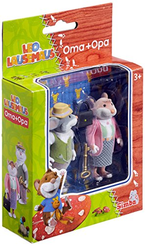 Topo tip tip the mouse figure set per bambini nonna for Topo tip giocattoli