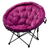 Sphere Chair W W Corduroy - Purple