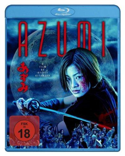 AZUMI - Die Furchtlose Kriegerin (Remastered Edition) Blu-Ray