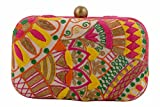 Tresor Women's Clutch (Multi-Coloured)