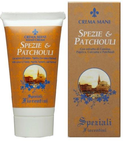 デルベ spice-0 - patchouli mini hand cream 25 mL [776]