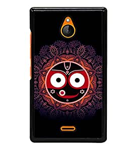 printtech South Indian God Back Case Cover for Nokia X2 Dual SIM