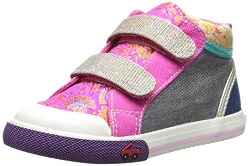 See Kai Run Jaiden Sneaker (Infant/Toddler),Hot Pink,6 M Us Toddler front-442301