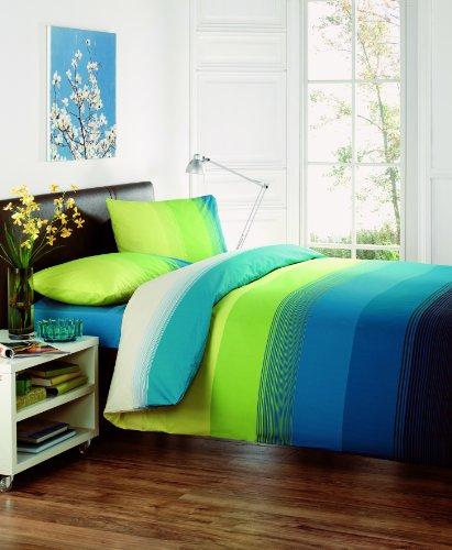paringda dreams 39 n 39 drapes arezzo parure de lit 2 personnes turquoise import grande bretagne. Black Bedroom Furniture Sets. Home Design Ideas
