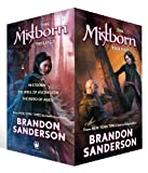 img - for Mistborn Trilogy Boxed Set (Mistborn, The Hero of Ages, & The Well of Ascension) book / textbook / text book
