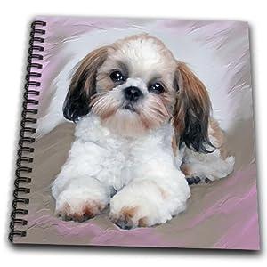 Amazon.com: db_4807_2 Dogs ShihTzu - Shih Tzu puppy - Drawing Book