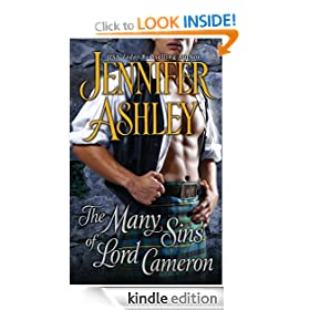The Many Sins of Lord Cameron: Highland Pleasures Series, Book 3 (Mackenzies Series)