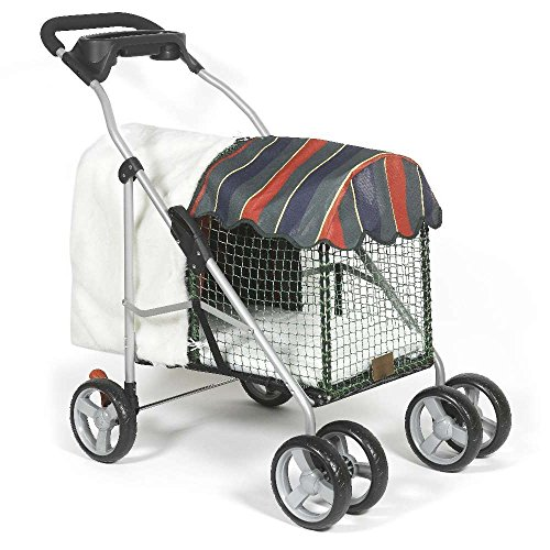 Cat Wonderful Smart Special Travel Stroller Weather Gear