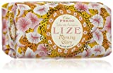Claus Porto Deco Collection Lize Morning Glory Hand Soap Bar-5.2 oz.