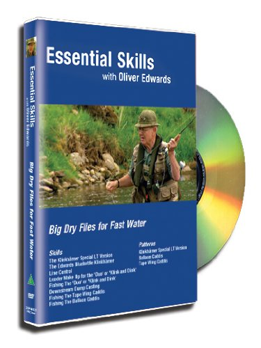 Essential Skills - Big Dry Flies For Fast Water [DVD]