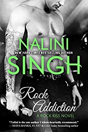 Rock Addiction (Rock Kiss Book 1)