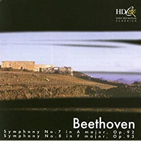 Symphony No. 7 In A Major, Op. 92: II Allegretto
