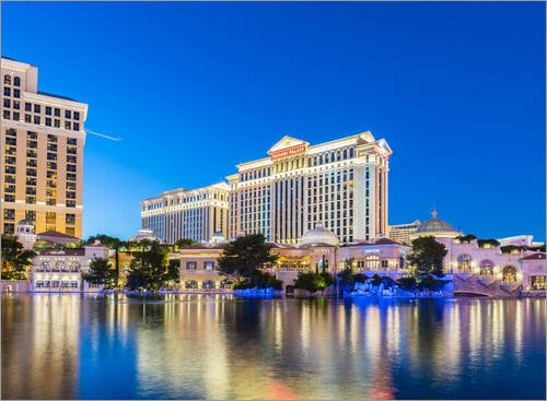 canvas-print-70-x-50-cm-caesars-palace-las-vegas-by-colourbox-ready-to-hang-wall-picture-stretched-o