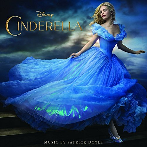 Original album cover of Cinderella: Original Motion Picture Soundtrack by Various