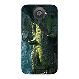 Gorgeous Rock Ganesha Back Case Cover for HTC One X