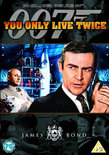 Bond Remastered - You Only Live Twice (1-disc) [DVD]