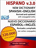 New Dictionary HISPANO Spanish-English v.3.0 (Version 2013)