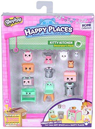 Happy Places Shopkins Decorator Pack Kitty Kitchen JungleDealsBlog.com
