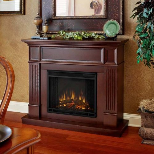 Real Flame 3150E-M Camden Electric Fireplace