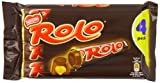 Nestlé Rolo Milk Chocolate 208 g (Pack of 16, Total 64 Bars)