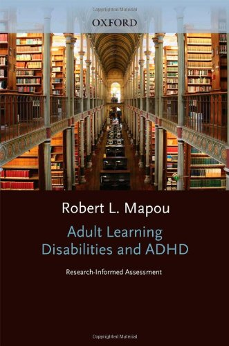 Adult Learning Disabilities and ADHD: Research-Informed...