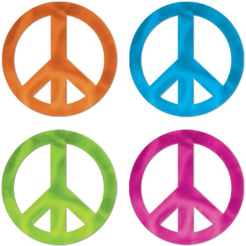 Peace Sign Cutouts