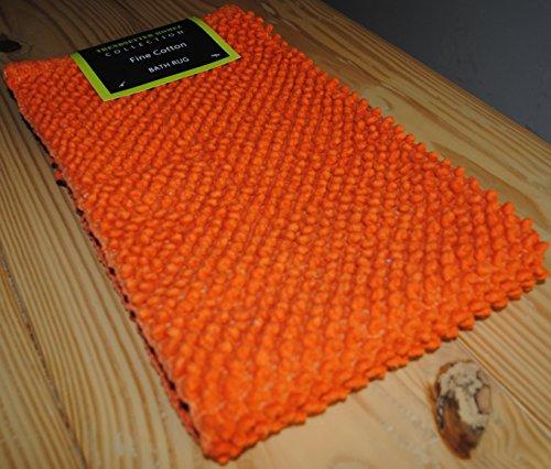Orange Bath Rugs With Excellent Inspiration Eyagci Com