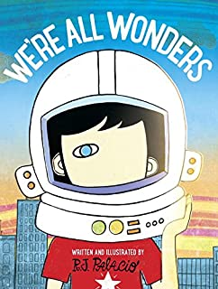 Book Cover: We're All Wonders