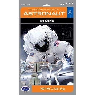 Astronaut Ice Cream Neapolitan (Pack of 10)