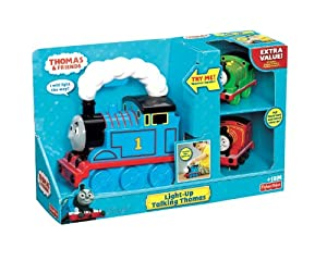 Thomas the Train: Light-Up Talking Thomas