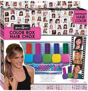Color Rox Hair Chox: Temporary Hair Color Kit
