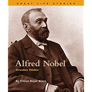 alfred nobel biography  for kids