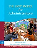 The SIOP Model for Administrators (0205521096) by Short, Deborah J.