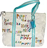 Coach Poppy IS Scribble Glam Shopper Bag Tote 14986