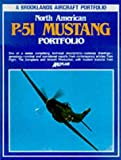 Image of North American P-51 Mustang Portfolio (Aircraft Portfolio)