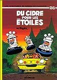 """Afficher """"Spirou et Fantasio n° 26 Du cidre pour les étoiles"""""""