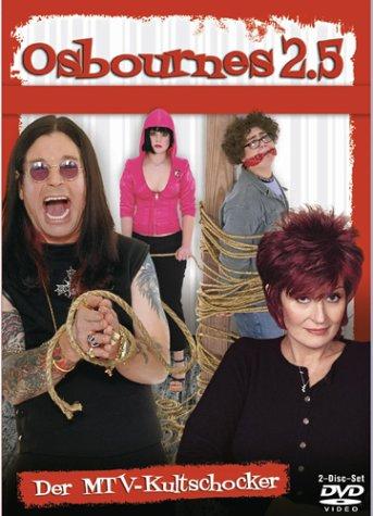 Die Osbournes 2.5 [2 DVDs]
