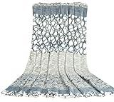 Euphoria Super Soft Fleece Prints Throw Blanket for Sofa Couch Lounge Bed Bedding Random Symbolic Brainstorm Design Single Size 150 x 200cm