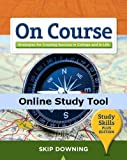 img - for Premium Website for Downing's On Course Study Skills Plus Edition, 1st Edition book / textbook / text book