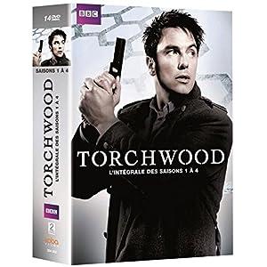 Torchwood - L'intégrale des saisons 1 à 4