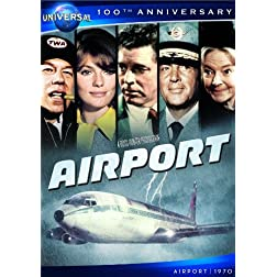 Airport [DVD + Digital Copy] (Universal's 100th Anniversary)