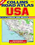 img - for Collins Road Atlas: USA, Canada and Mexico: 1997 book / textbook / text book
