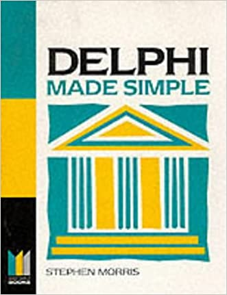 Delphi Made Simple (Programming Made Simple)
