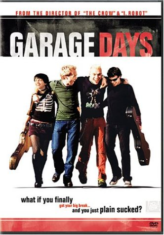 Garage Days [2002] [Edizione: Germania]