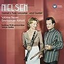 Nielsen : Concerto pour clarinette - Concerto pour flûte - Quintette à vents