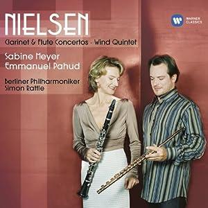 Clarinet & Flute Concerto