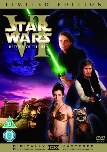 Star Wars: Episode VI - Return of the Jedi (1 Disc) [DVD]