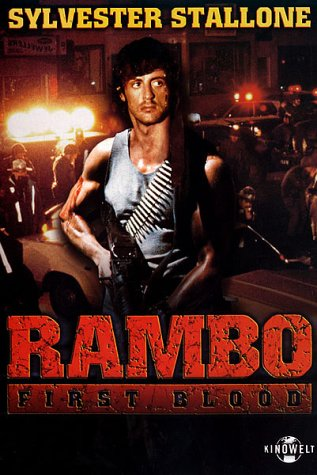 Rambo - First Blood [VHS]